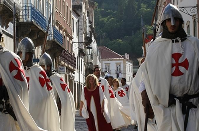 Full-Day Private Tomar, Knights Templar, and Castles Tour from Lisbon