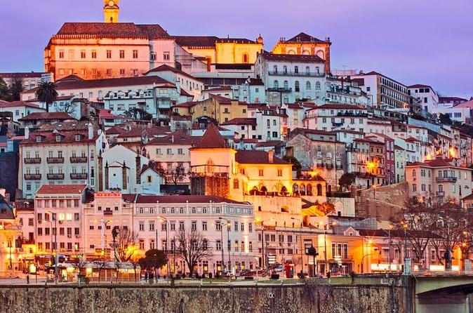 Private Tour: Coimbra (City Of Students) And Santarém (Gothic City) Heritage Citys Day Trip From Lisbon