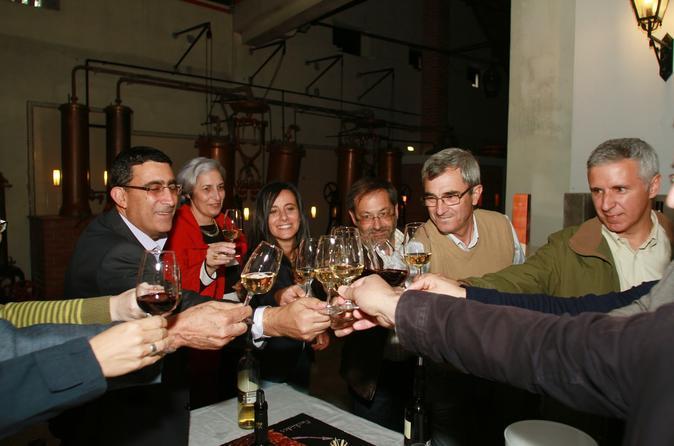 Setúbal Wine Tasting Full-Day Small-Group Tour from Lisbon