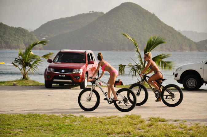 St. Lucia Walking & Biking Tours