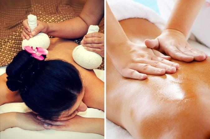 2-Hour Spa Combo at Kiyora Spa in Chiang Mai including Transport