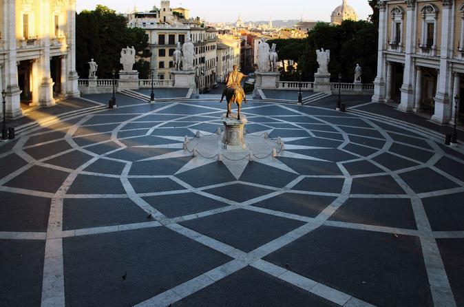 Man Made Magic: Michelangelo's Rome plus Skip-the-Line Vatican Ticket