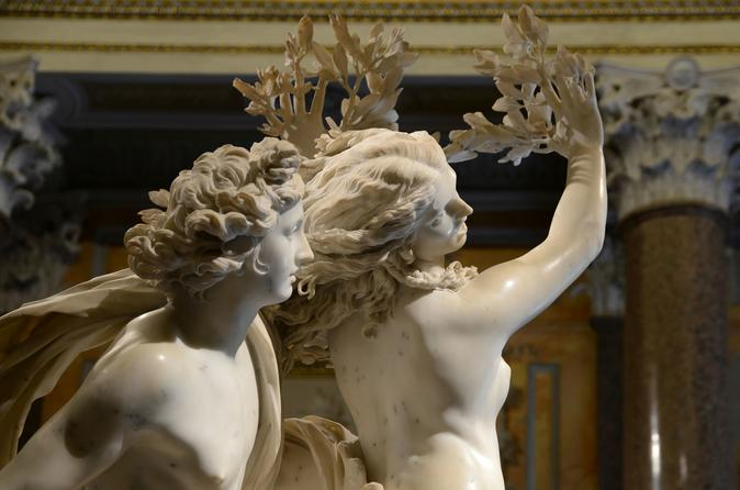 Master Builder: Bernini's Rome plus Borghese Gallery Ticket