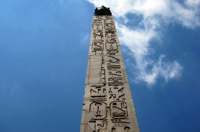 Obelisks of Rome Private Tour with Skip-the-Line Vatican Ticket