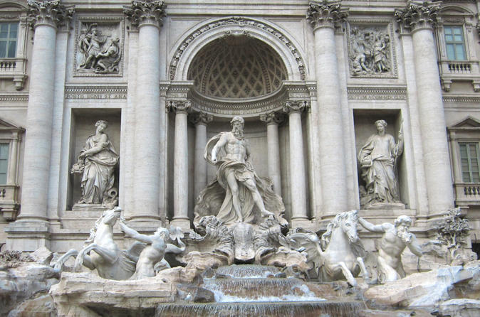 Private Tour: Beauty of Baroque Rome with Borghese Gallery Ticket