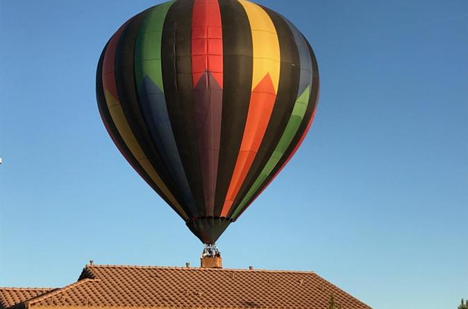 Private Las Vegas Hot Air Balloon Flight