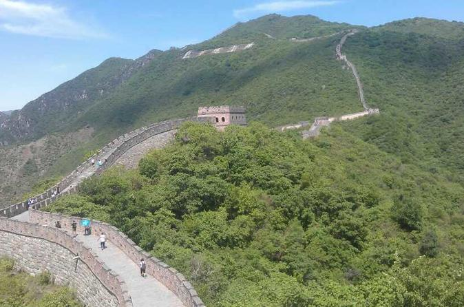 Private Day Trip to Mutianyu Great Wall and Summer Palace