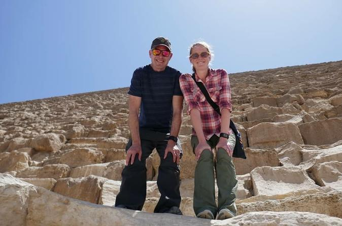 2 days private tour, cairo and giza attractions with felucca and lunch