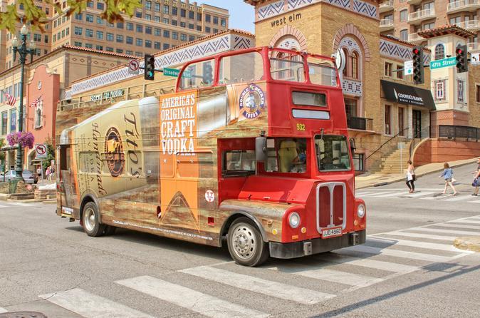 Kansas City Hop on-Hop off Day Pass