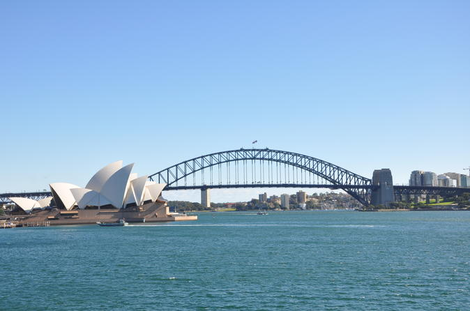 Sydney Half Day Guided Tour of Bondi and Watsons Bay