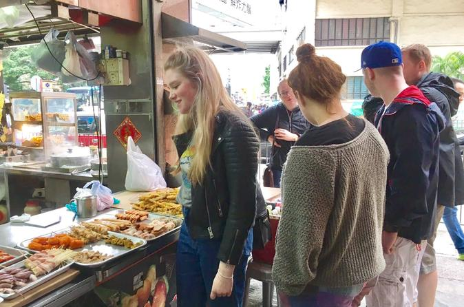 Best of Mongkok Walking Food Tour with Guide