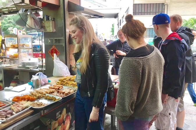 Private Food Tour: The best bites of Mongkok