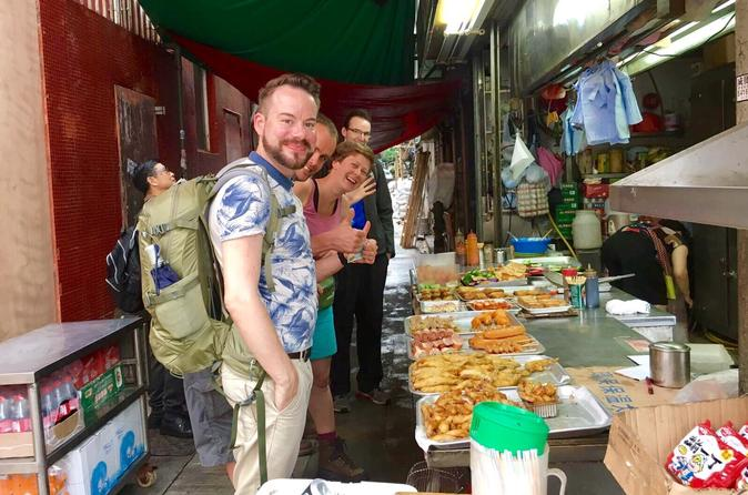 Small Group Local Markets Hopper and Foodie Tour in Hong Kong