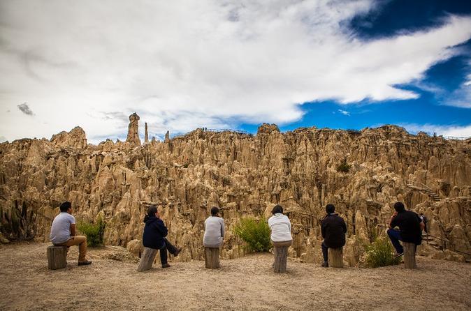 Excursão de meio dia La Paz e Vale da Lua