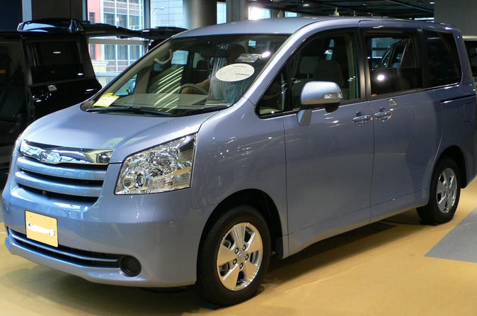 One-Way Private Transfer from Nairobi