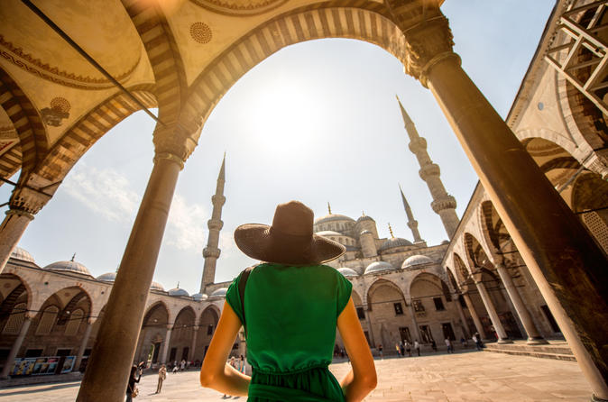 Small Group Istanbul Highlights Tour Max 8-10 People