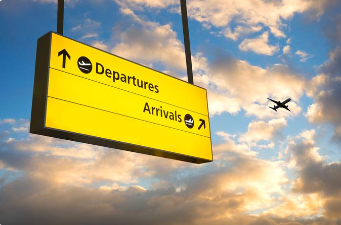 Houston International Airport One Way Airport Transfer