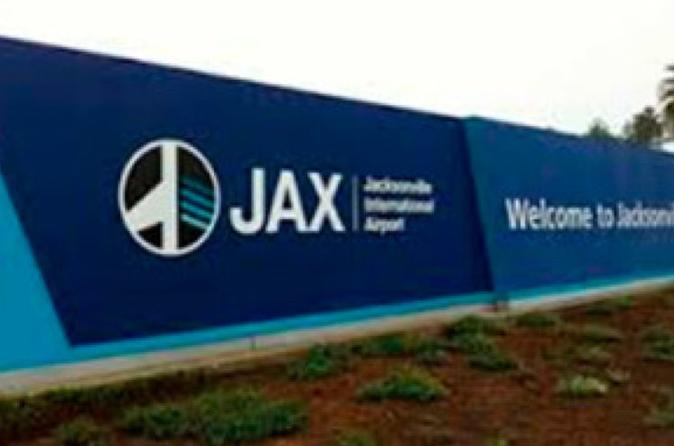 Jacksonville International Airport One Way Airport