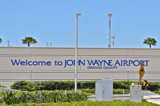 John Wayne Airport One Way Airport Transfer