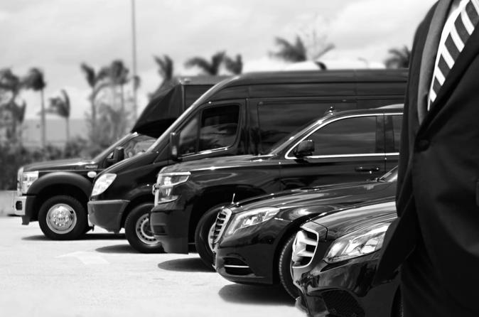 San Diego International Airport One Way Airport Transfer