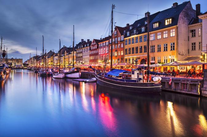 Excursão a pé particular de 3 horas por Copenhague