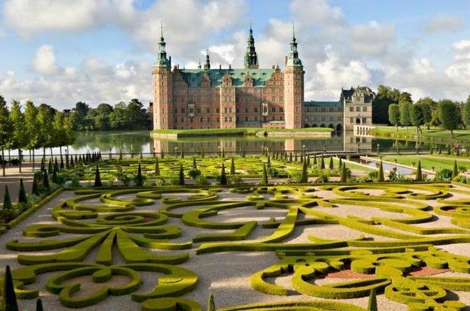 Excursão particular de meio dia pelo Castelo de Frederiksborg