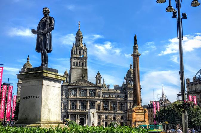 Half-Day Private Glasgow Must-Sees Tour
