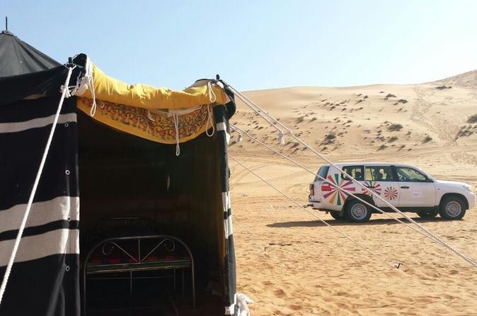 2 Days Nizwa, Wahiba Sands and Wadi Shab Package