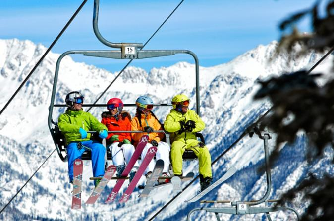 Banff performance ski rental including delivery in banff 415087