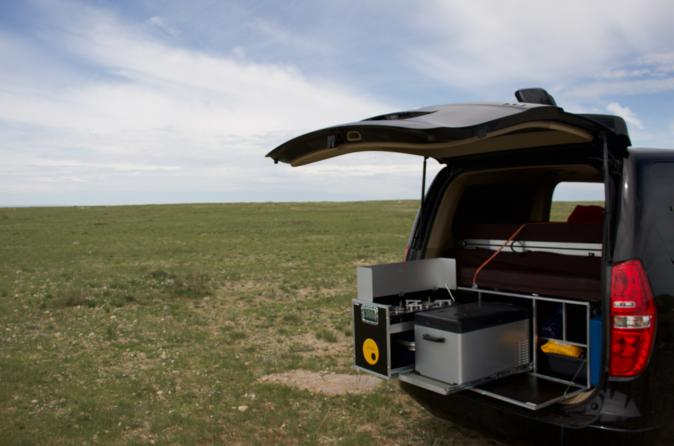 2-3 Days Roadtrip To Khustain National Park With A Rental Camper Van - Ulaanbaatar