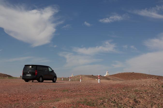 Camper Van Rental - Ulaanbaatar