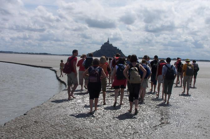 Exclusive Mont Saint-Michel & Bay Tour from Paris by High-Speed Train