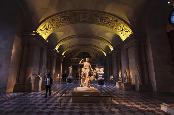 Skip the Line Louvre & Versailles Combo Tour
