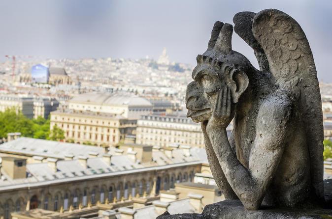 Skip-the-Line Notre-Dame & Tower, Sainte Chapelle, & Marie Antoinette's Prison