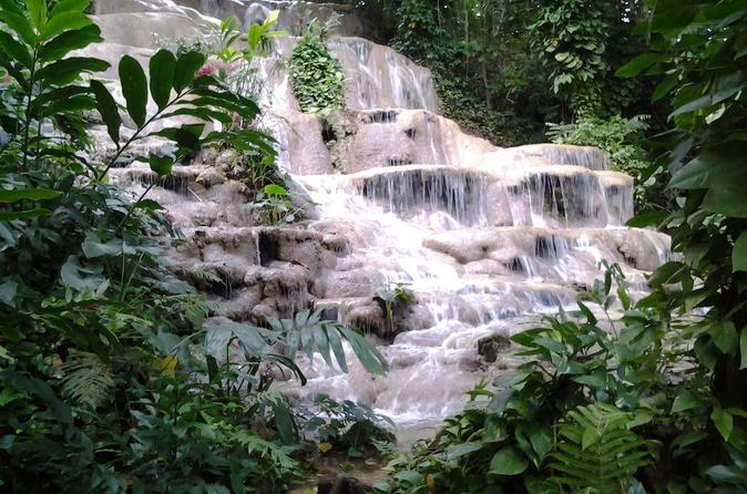 Falmouth Shore Excursion: Konoko Falls and River Tubing