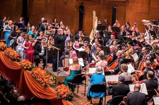 2018-19 Concert Season at the New York Philharmonic