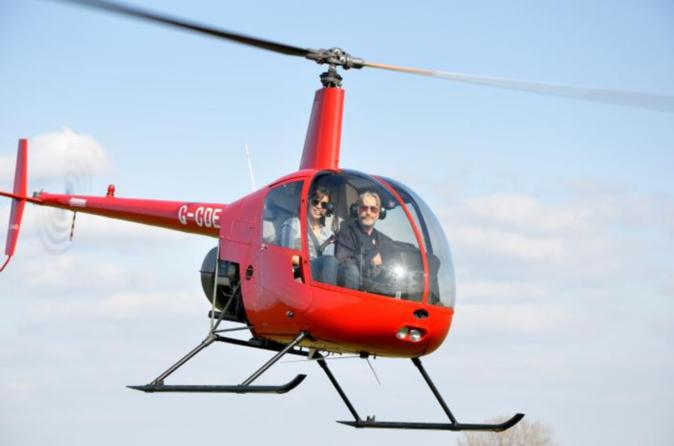 Helicopter Pilot Experience