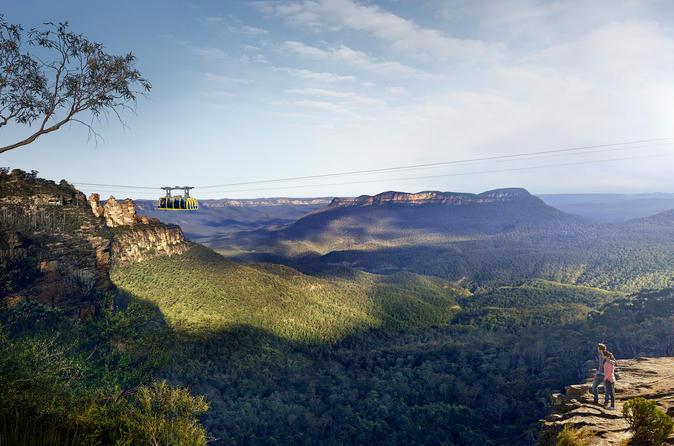 Scenic World Blue Mountains: passe de 1 dia de passeios com uso ilimitado