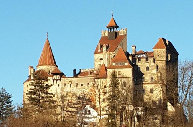 Day Tour From Brasov To Bran Castle, Skip-the-line Guarantee!