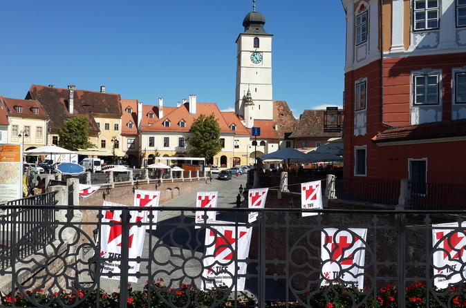 Day Tour From Brasov To Sighisoara And Sibiu With Hotel Pick Up And Drop Off