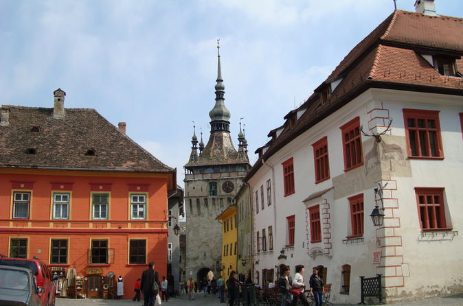 Day Tour From Brasov To Sighisoara And Viscri