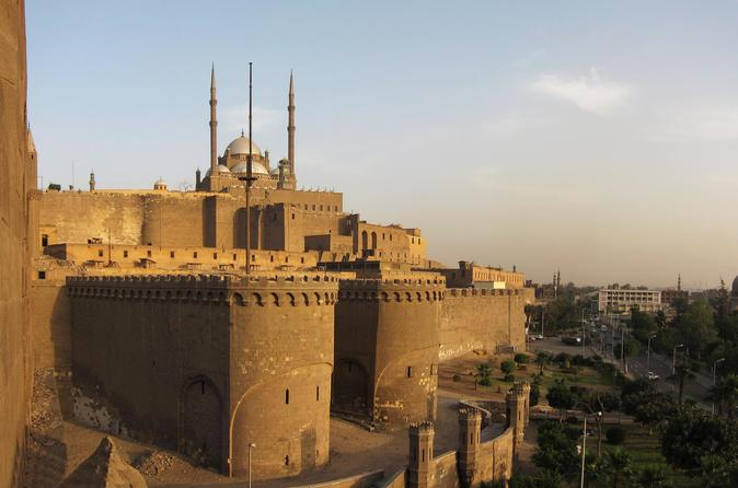 Cairo City Tour 2 (Coptic & Islamic Cairo)