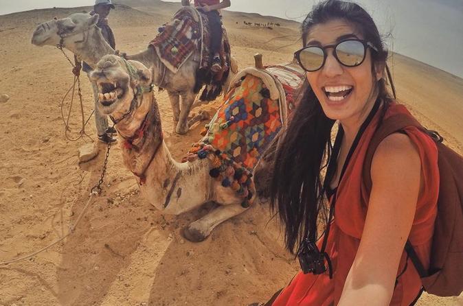 Half Day Tour To Camel Market Of Birqash Fridays - Cairo