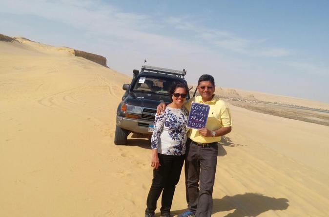 Safari Tour To Fayoum Oasis From Cairo