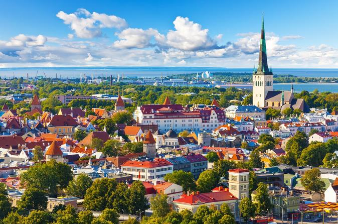 Guided Tallinn Day Sightseeing From Helsinki 2018 Triphobo