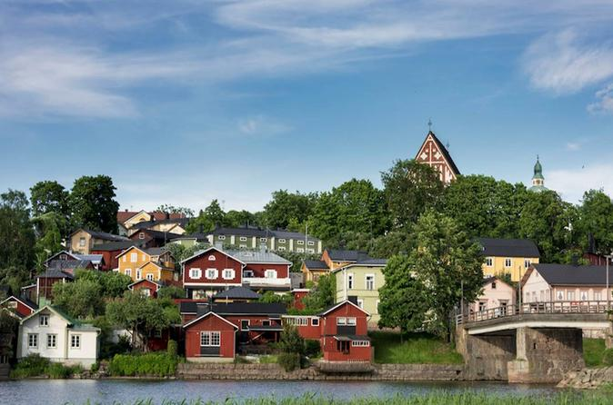 Helsinki and Porvoo Half-Day Sightseeing Tour