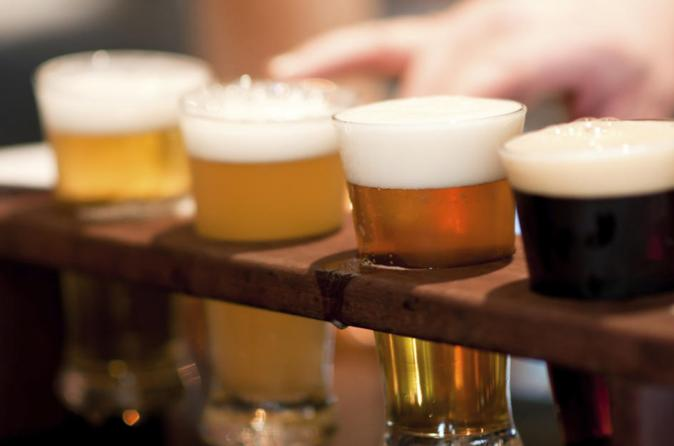Tampa Bay Brewery Tours From Downtown St Petersburg Florida, St Pete Beach and Treasure Island
