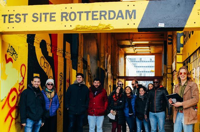 Tour a piedi della città di Rotterdam