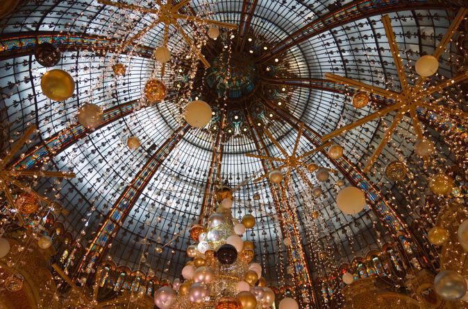 Christmas in Paris: Festive Shopping Past & Present