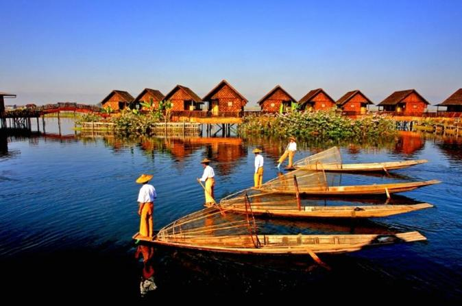 10-Day Guided Myanmar Adventure Tour With Hotel Accommodations - Yangon